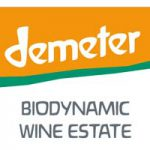 vinedo biodinamico ribera del duero logo demeter wine state