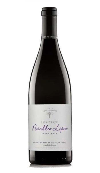 vino biodinamico ribera del duero penalba lopez pinot noir