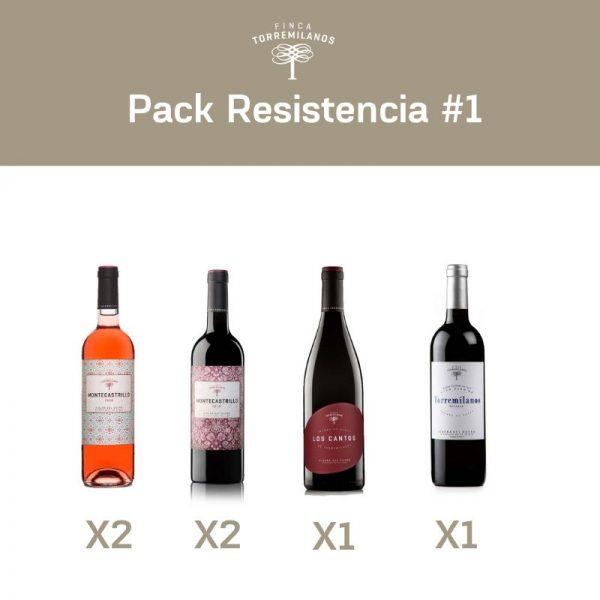 Pack Resistencia ·1