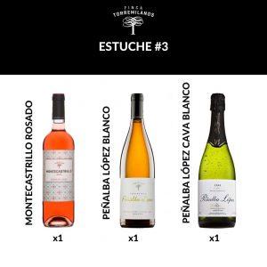 Estuches de vino   Estuche #3