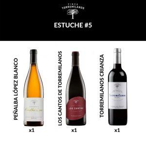 Estuches de vino   Estuche #5