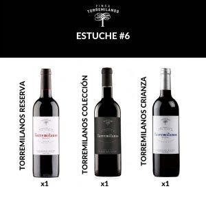 Estuches de vino   Estuche #6