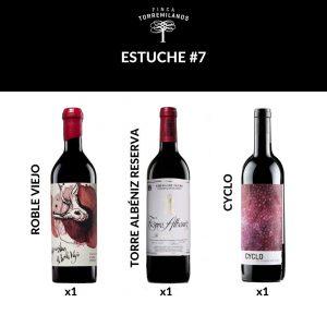 Estuches de vino   Estuche #7