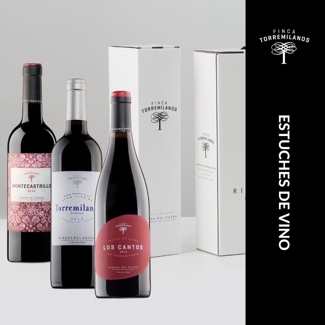 estuches de vino torremilanos